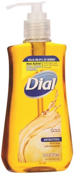 Dial Hand Soap, 7.5 Oz, Gold, Liquid.jpg