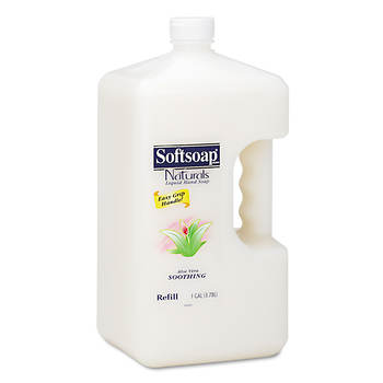 SoftSoap Liquid Soap with Aloe Vera, 41